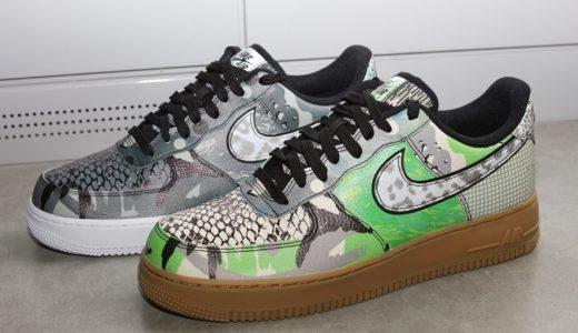 "【Nike】Air Force 1 Low ""City of Dreams"" 全2カラーが2020年2月8日/2月10日に発売予定"