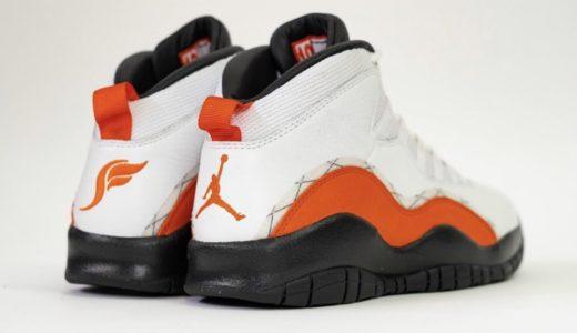 【Nike × SoleFly】Air Jordan 10