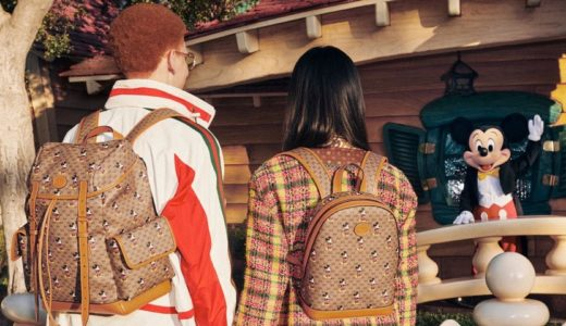 【Disney × GUCCI】2020年最新コラボコレクションが1月3日より発売予定