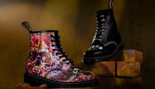 【Dr.Martens × CBGB & OMFUG】〈1460〉8ホールブーツが1月17日に発売予定