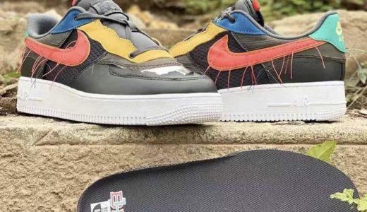 "【Nike】Air Force 1 Low ""BHM""が2020年に発売予定"