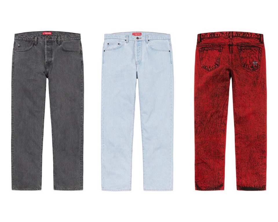 Regular Brief Youth Red