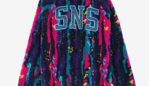【SNS】NBAオールスターゲームを祝したカプセルコレクション「Streetball」が2月11日に発売予定