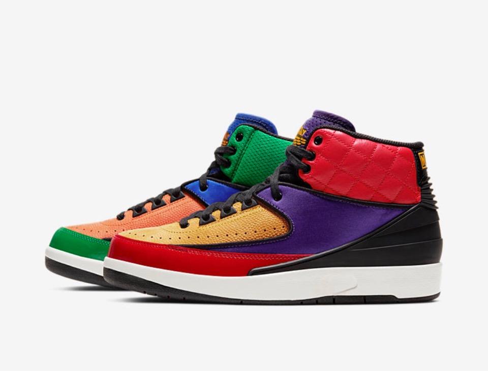 "Nike】Wmns Air Jordan 2 Retro ""Rivals""が"