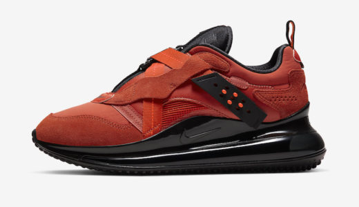 "【Nike】Air Max 720 Slip OBJ ""Team Orange""が国内2月28日に発売予定"