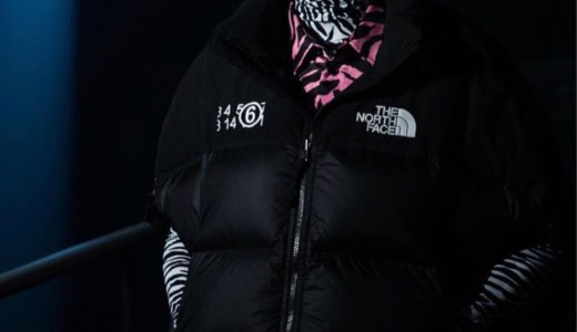 【MM6 Maison Margiela × The North Face】2020AWコラボコレクションが9月に発売予定