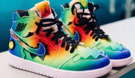 "【J Balvin × Nike】Air Jordan 1 Retro High OG ""Colores Y Vibras""が国内12月8日に発売予定"