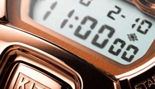 【KITH × G-SHOCK】「6900」シリーズの25周年を記念したコラボモデルが2月10日に発売予定