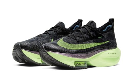 【Nike】新型最速ランニングシューズ「Air Zoom Alphafly NEXT%」が国内6月2日に発売予定