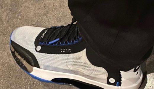 【fragment design × Nike】Air Jordan 34を藤原ヒロシ本人が公開