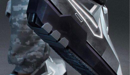 テスラ社CEOのイーロン・マスクが着用したスニーカー