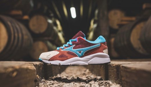 "【HANON × MIZUNO】SKY MEDAL ""THE ANGEL'S SHARE""が国内2月29日に発売予定"