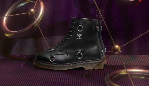【Raf Simons × Dr. Martens】60周年記念コラボ〈1460〉 8ホールブーツが2月22日に発売予定