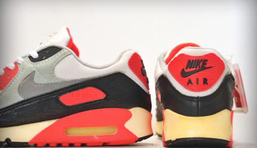 """【Nike】Air Max 90 OG """"Infrared""""が2020年後半に復刻発売予定か"""