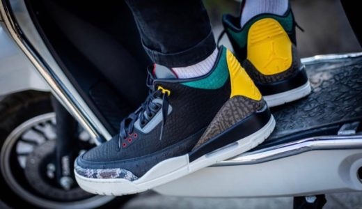 "【Nike】Air Jordan 3 Retro SE QS ""Animal Instinct 2.0""が国内5月23日に発売予定"