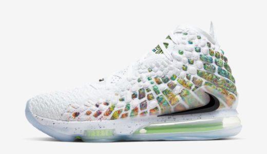 "【Nike】LeBron 17 ""Command Force""が国内4月1日に発売予定"