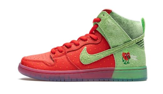 "【Nike SB × Todd Bratrud】Dunk High Pro QS ""Strawberry Cough""が2020年秋に発売予定"