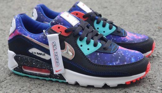 """【Nike】Air Max 90 """"Galaxy""""が2020年夏に発売予定"""