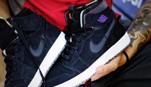 "【Nike】Air Jordan 1 High Zoom R2T ""Court Black""が国内2020年10月29日に発売予定"