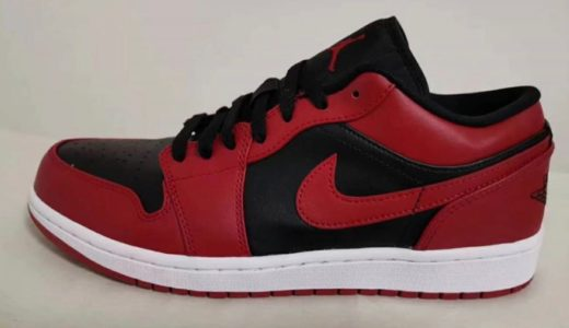 "【Nike】Air Jordan 1 Low '85 ""Varsity Red""がリーク【発売日未定】"