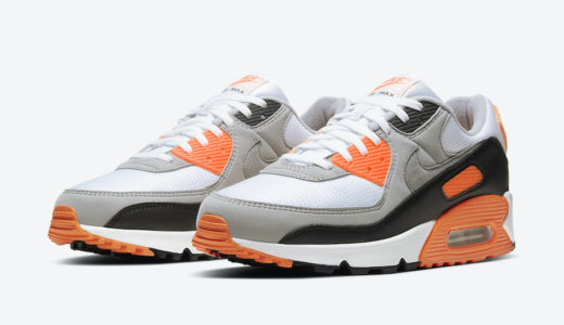 "【Nike】Air Max 90 ""Total Orange""が2020年近日発売予定"