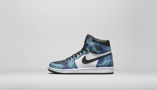 "【Nike】Wmns Air Jordan 1 High OG ""Tie-Dye""が国内6月11日に発売予定"