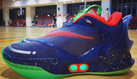 "【Nike】Adapt BB 2.0 ""Planet of Hoops""が2020年夏に発売予定"
