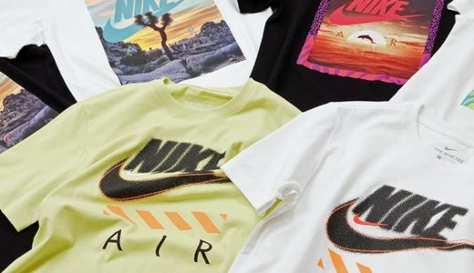 【NIKE】2020SS SPRING TEE COLLECTIONが4月3日より発売予定