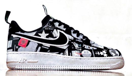 "【Nike】Air Force 1 '07 ""Worldwide""が2020年8月に発売予定"