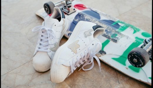 【adidas × GONZ】50周年記念モデル Superstar by Mark Gonzalesが国内5月8日に発売予定