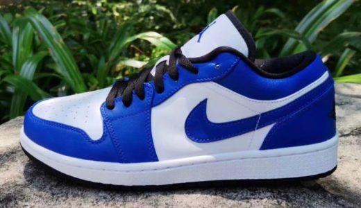 "【Nike】Air Jordan 1 Low ""Royal""が2020年春夏に発売予定"