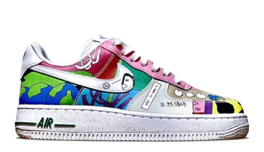 【Nike × Ruohan Wang】Air Force 1 Lowがリーク
