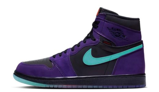 "【Nike】Air Jordan 1 High Zoom R2T ""Court Purple""が2020年秋に発売予定"