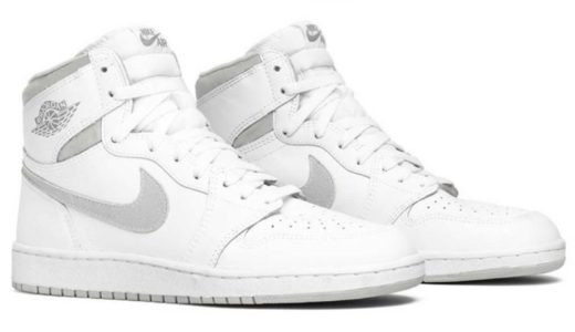 "【Nike】Air Jordan 1 High '85 ""Neutral Grey""が2021年初旬に発売予定"