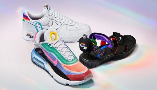 "【Nike】2020 ""BeTrue"" Collectionが6月5日/6月19日に発売予定"