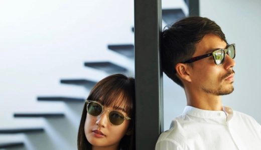 【Zoff × takashi kumagai】第2弾コラボサングラスが6月5日に発売予定
