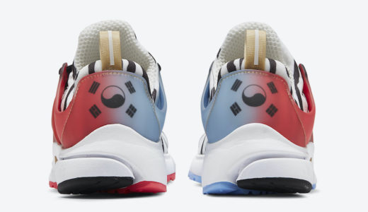"【Nike】韓国代表ユニフォームにインスパイアされたAir Presto ""Red Orbit""が国内5月15日に発売予定"