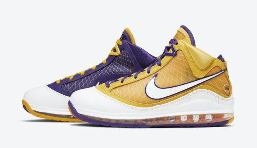 "【Nike】Lakersカラーを纏ったLeBron 7 ""Media Day""が国内5月16日/5月17日に発売予定"