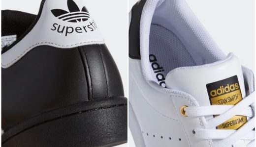"【adidas】Superstar Stan Smith ""White/Black"" 全2色が国内5月14日に発売予定"
