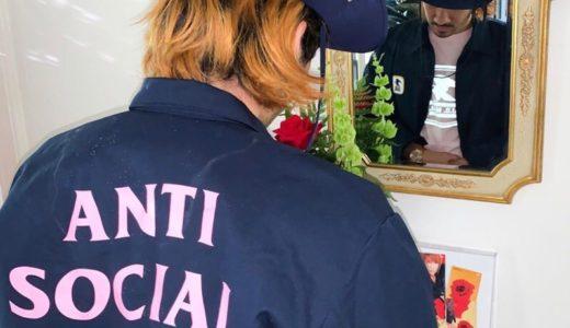 【Anti Social Social Club × USPS】2020SS最新コラボコレクションが5月30日に発売予定
