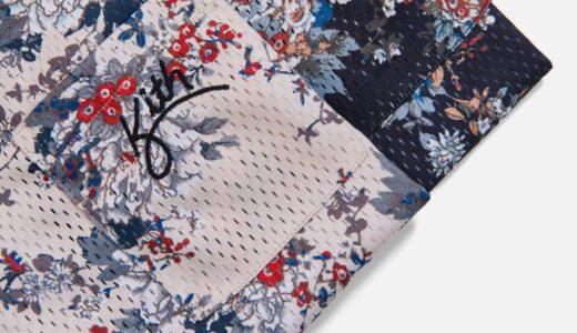 【Kith】花柄キャンプシャツ&ショーツがMONDAY PROGRAM 5月4日に発売予定