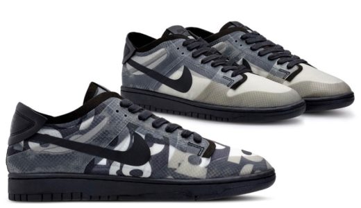 【Nike × COMME des GARÇONS】Wmns Dunk Low 全2色が国内2020年5月14日に発売予定