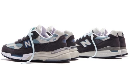 "【Ronnie Fieg(Kith) × New Balance】〈M992〉 & 〈M998〉 ""Steel Blue""が2020年5月22日に発売予定"