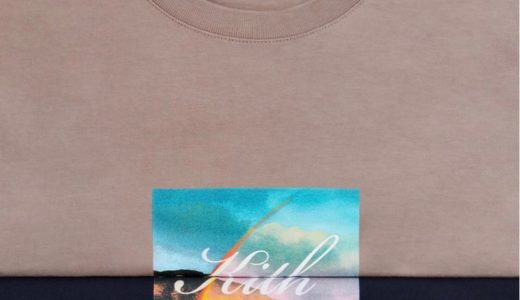 【Kith】新作グラフィックTシャツがMONDAY PROGRAM 5月11日に発売予定