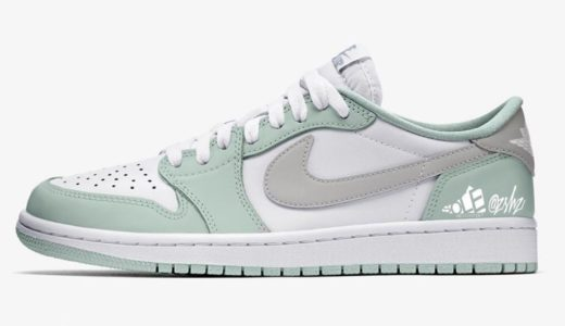 "【Nike】Air Jordan 1 Low OG ""Neutral Grey""が2021年春に発売予定"