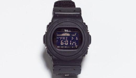 【G-SHOCK for Ron Herman】2020年最新コラボウォッチ〈GWX-5700〉が5月28日に先行発売予定