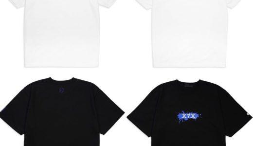 【fragment design × GOD SELECTION XXX】7周年記念コラボTシャツの受注販売が5月25日より開始