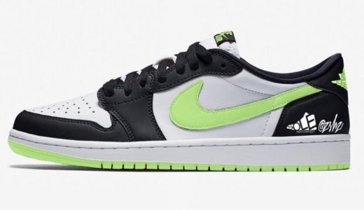 "【Nike】Air Jordan 1 Low OG ""Ghost Green""が2021年春に発売予定"