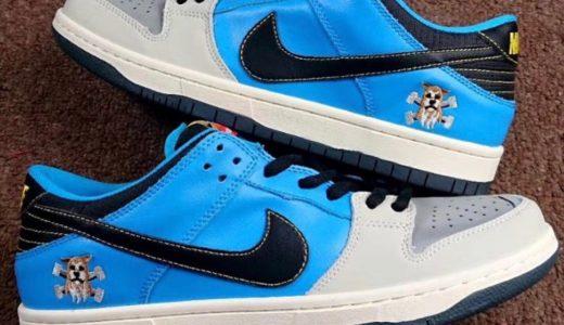 【instant skateboards × Nike SB】コラボ Dunk Lowが2020年夏に発売予定か