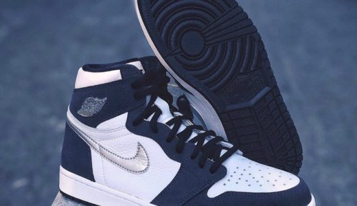"【Nike】Air Jordan 1 Retro High OG CO.JP ""Midnight Navy""が2020年後半に発売予定"
